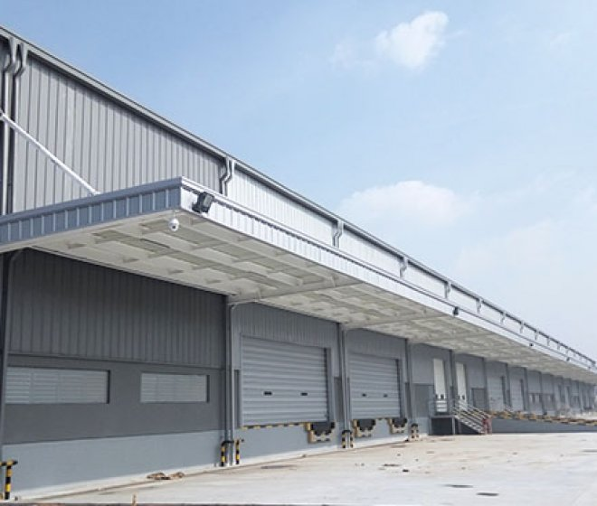 Qingdao Jiamin Logistics warehouse